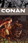 Conan Volume 16: The Song of Bêlit HC - nick & dent