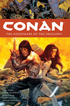 Conan Volume 15: The Nightmare of the Shallows TPB - nick & dent