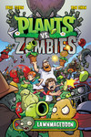 Plants vs. Zombies: Lawnmageddon HC - nick & dent