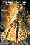 Terminator: The Burning Earth TPB - nick & dent