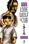 New Lone Wolf & Cub Volume 2 TPB - nick & dent