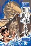 New Lone Wolf & Cub Volume 3 TPB - nick & dent