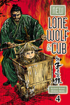 New Lone Wolf & Cub Volume 4 TPB - nick & dent