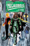 Leaving Megalopolis Volume 1 HC - nick & dent
