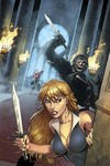 Grimm Fairy Tales Neverland Age Of Darkness #4 (of 5) (Cover B - Metcalf)