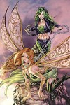 Grimm Fairy Tales Neverland Age Of Darkness #4 (of 5) (Cover C - Cha)