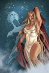 Grimm Fairy Tales Godstorm Age Of Darkness (Cover C - Qualano)