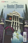 Haunted Mansion #5 (of 5) (Morris Variant Cover Edition)