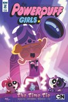 Powerpuff Girls Time Tie #2 (of 3) (Subscription Variant)