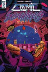 Cosmic Scoundrels #5 (of 5) (Subscription Variant)
