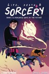 Life Death and Sorcery TPB Vol. 01