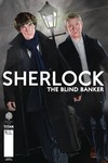 Sherlock Blind Banker #6 (of 6) (Cover C - Myers)