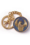 19. Fantastic Beasts Macusa Crest Keychain