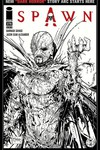 Spawn #276 (Cover C - Images of Tomorrow)