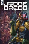Judge Dredd Under Siege #2 (of 4) (Cover B - Quah)