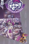 My Little Pony Ponyville Mysteries #2 (Cover A - Garbowska)