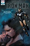 Tony Stark Iron Man #1 (Black and Gold Armor Variant)