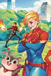 Marvel Rising Alpha #1 (Gonzales Connecting Variant)