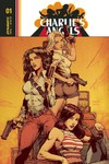 Charlies Angels #1 (Cover A - Finch)