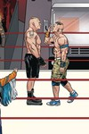 WWE #18 (Schoonover Raw Connecting Variant)