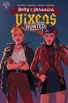 Betty and Veronica Vixens #7 (Cover C - Mok)
