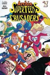 Archies Superteens vs Crusaders #1 (Cover A -  Connecting Cover 1)
