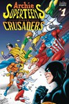 Archies Superteens vs Crusaders #1 (Cover B - Grummett)