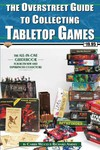 Overstreet Guide SC Collecting Tabletop Games