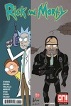Rick & Morty #39 (Cover B - Shum Variant)