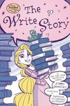 6. Disney Tangled the Series GN Vol 02 Write Story