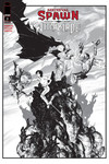 Medieval Spawn Witchblade #3 (of 4) (Cover B - Black & White Haberlin)