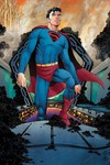 Superman Year One #1 (of 3) Romita  Cover