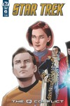 Star Trek Q Conflict #6 (of 6) (Cover A - Messina)