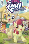 My Little Pony Friendship Is Magic #79 (Cover A - Kuusisto)