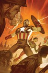 Captain America #12 (Tedesco Marvels 25th Tribute Variant)