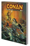 Conan the Barbarian TPB Vol 01 Life and Death of Conan Book O