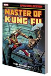 Master of Kung Fu Epic Collection TPB Fight Without Pity