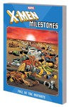 X-Men Milestones TPB Fall of Mutants