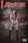 Red Sonja Birth of She Devil #1 (Cover C - Cosplay)