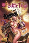 Bettie Page Unbound #3 (Cover A - Royle)