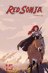 Red Sonja #5 (Cover D - St Onge)
