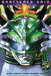 Mighty Morphin Power Rangers Shattered Grid TPB
