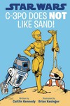Star Wars C 3po Does Not Like Sand HC
