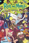 Rick and Morty HC Book 04 Deluxe Ed
