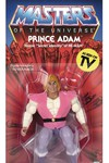Motu 5.5in Vintage Wave 3 Prince Adam Action Figure