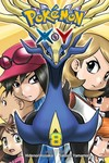 Pokemon Xy GN Vol. 08