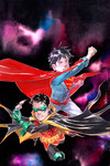 Super Sons #9 (Nguyen Variant Cover Edition)