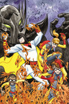 Future Quest Presents #3 (Thompson Variant Cover Edition)
