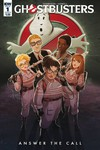 Ghostbusters Answer The Call #1 (Cover B - Pinto)