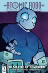 Atomic Robo Spectre of Tomorrow #1 (Cover B - Wiedle)